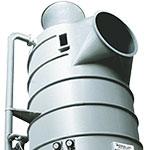 Lavadores e colunas de CO<sub>2</sub>